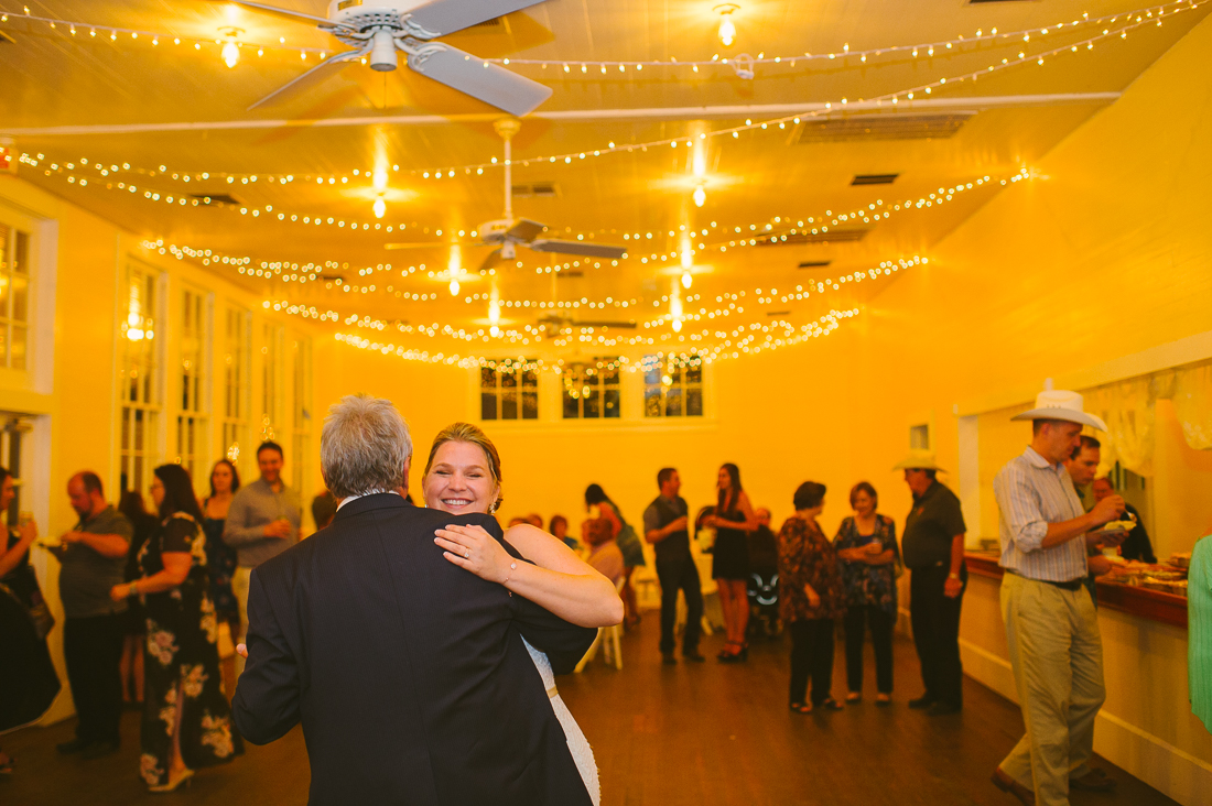 dancing with the parents