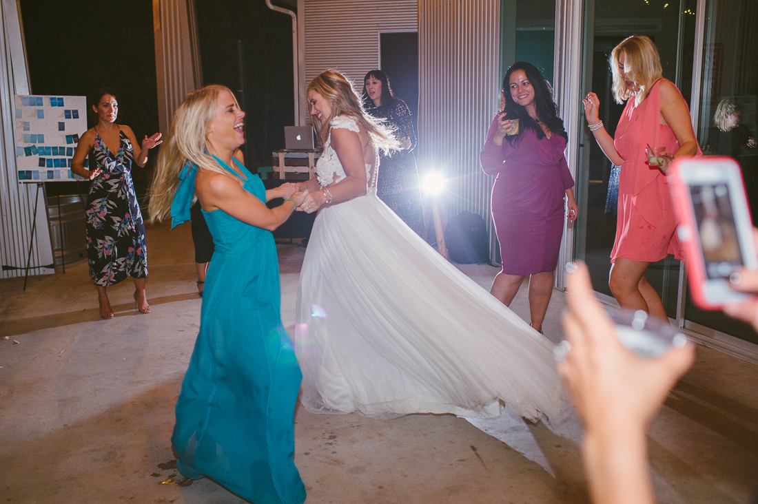 bride dancing liney moon stellar house