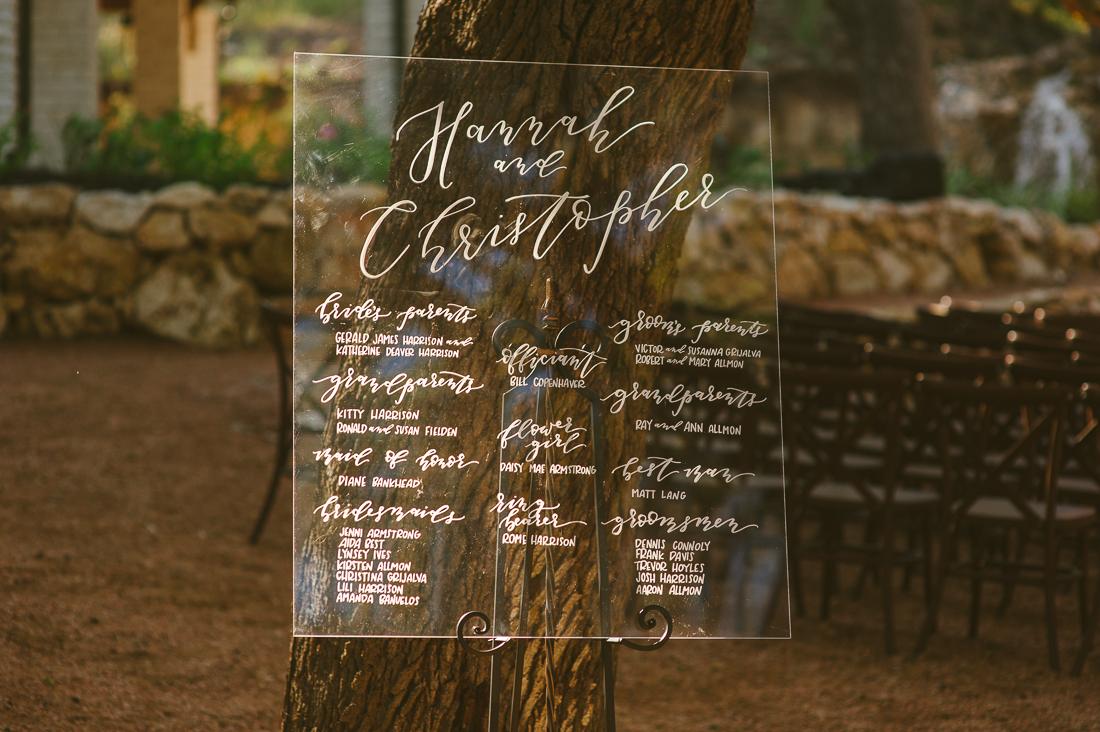 hidden falls wedding photos