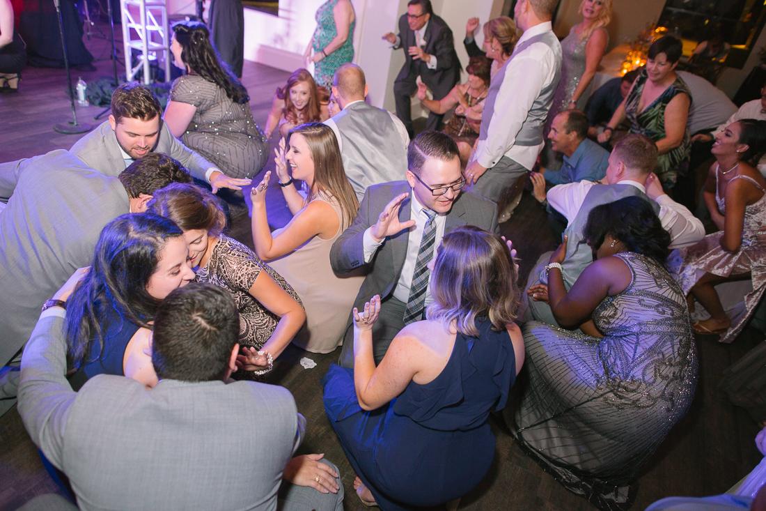 reception hayes hollow at hidden falls wedding